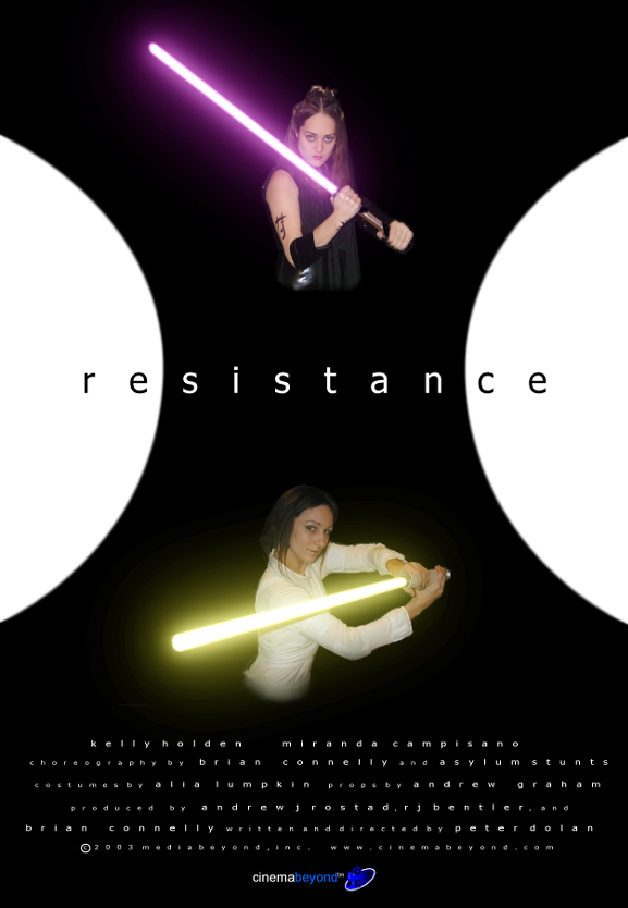 Resistance One Sheet